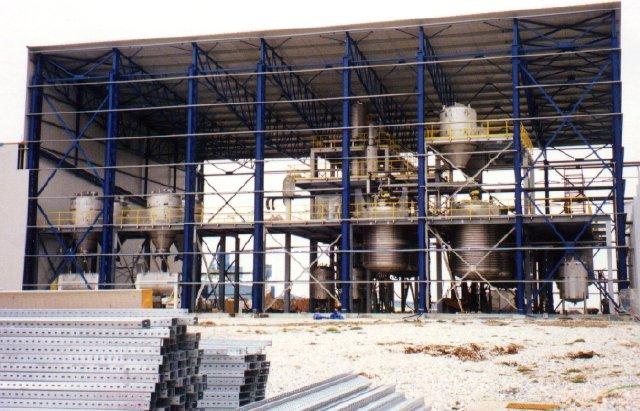 Развитие промышленности Греции (1950-1986 гг.)
