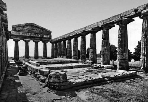 Ахейские колонии Великой Греции в рамках греческой урбанизации VII-VI вв. до н.э.