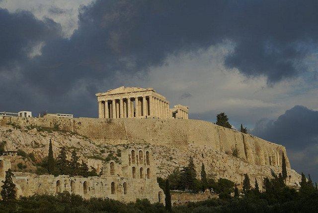 Город и государство в Античной Греции