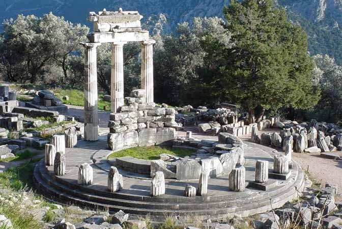 Тематический анализ «Осевого времени» в культуре Древней Греции