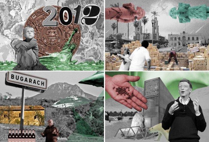 Как 5 стран готовятся к концу света