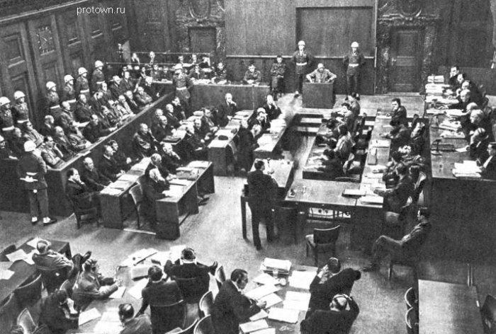 Международные уголовные судебные учреждения