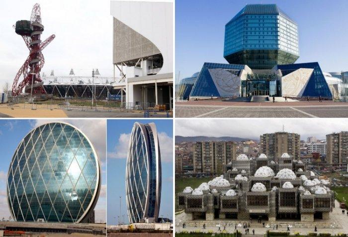 Самые уродливые здания мира