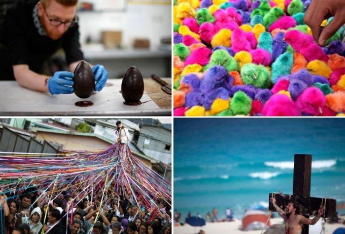 Страстная Седмица и Пасха 2012