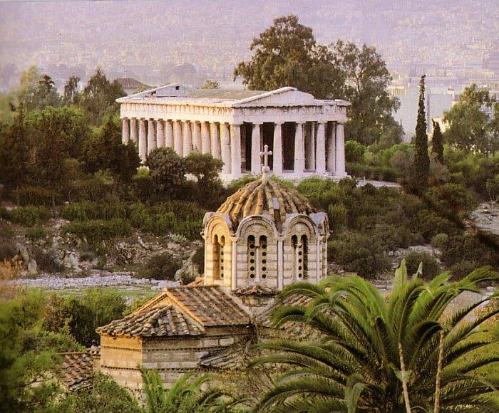 Античная Греция: обзор истории и анализ главных проблем