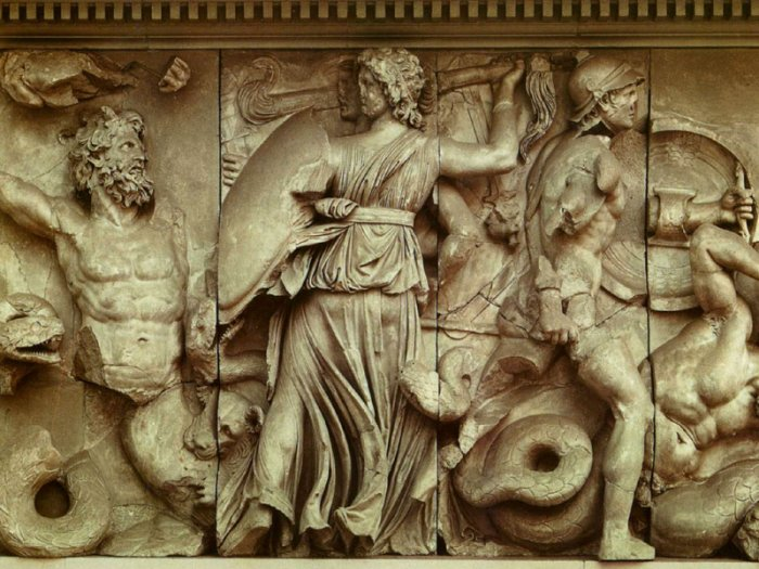 Судебная магия в классической Греции