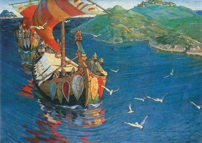 Из воинов в торговцы: могущество рынка в ранней Греции