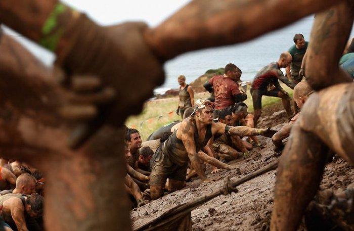 Tough Mudder – забег на выживание в Австралии