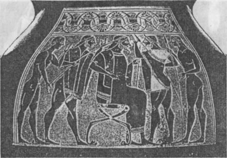 Алкмеониды и Писистрат: к вопросу о борьбе аристократов и тиранов