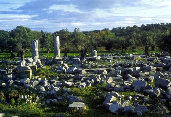 Ахейцы в Ионии