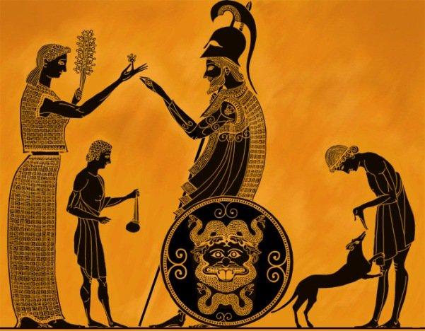 Географическая среда и формирование древнегреческой цивилизации