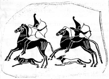 Конфликт отторжения: готы в Византии в конце IV в.