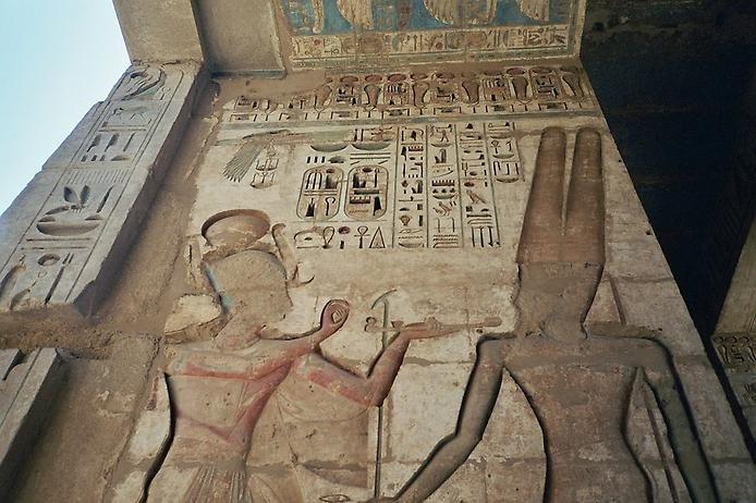 К вопросу об участии групп «Народов моря» в Египте в смуте конца XIX начала XX династии