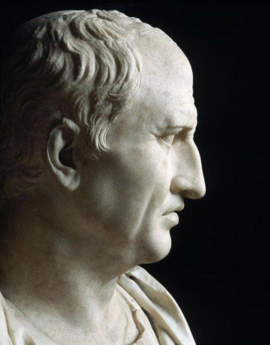 Цицерон путешественник поневоле