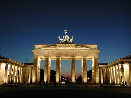 Германия на пороге XXI века