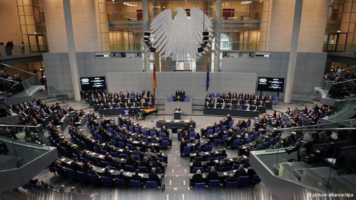 Партийная система Восточной Германии: основные тенденции развития и ее спец ...