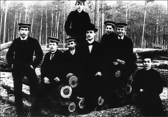Появление молодежного движения «Вандерфогель» в контексте социально-исторического развития Германии первой трети ХХ века