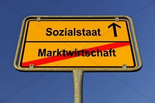«SOZIALSTAAT» в постобъединенной Германии: проблемы и перспективы