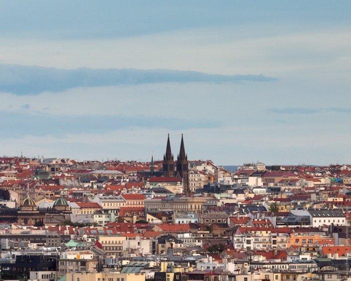 Прогулка по Праге