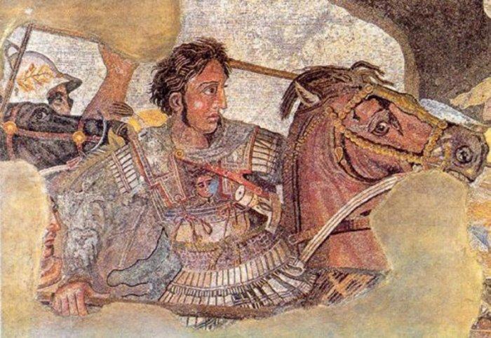 Македонцы в Эллинской лиге 224 г. до н.э.