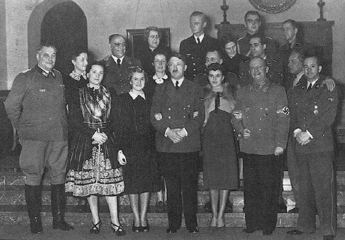 Германия и Испанская Республика народного фронта: формирование позиции