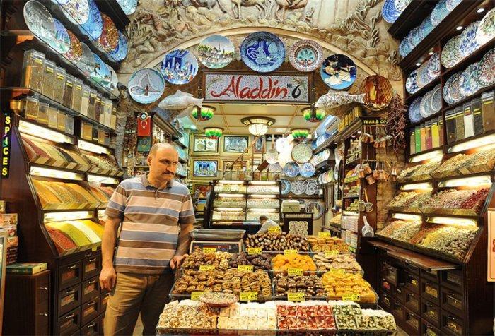 Четыре волшебных дня в Стамбуле
