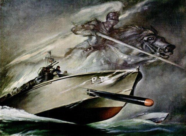 Коренные северяне в боевых действиях против Германии и Японии