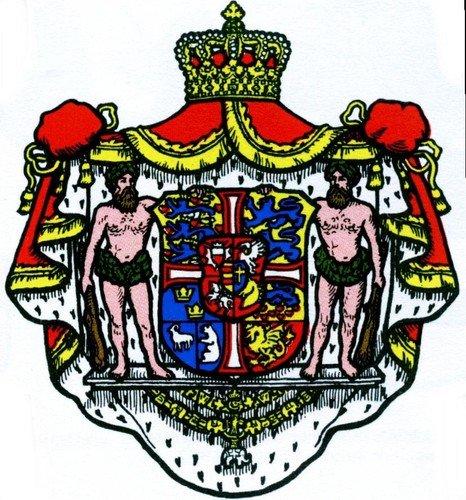 Имя и образ герба в Датской геральдике XII-XVIII вв.