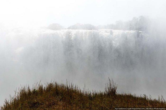 Увлекательное путешествие к водопаду Виктория