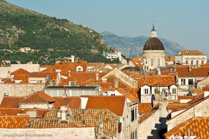 Самый красивый город в Хорватии