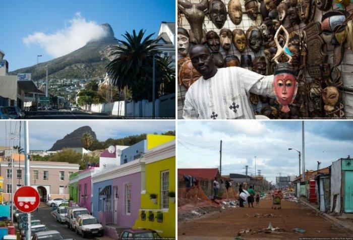 Путешествие в Кейптаун