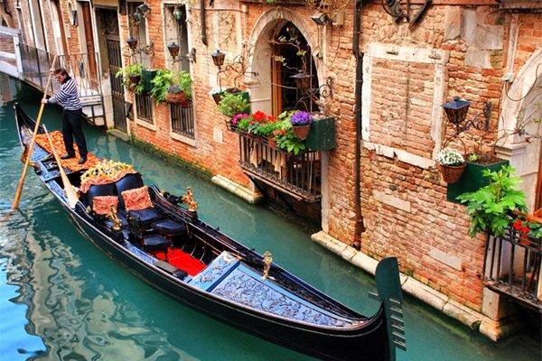 Образ Венеции