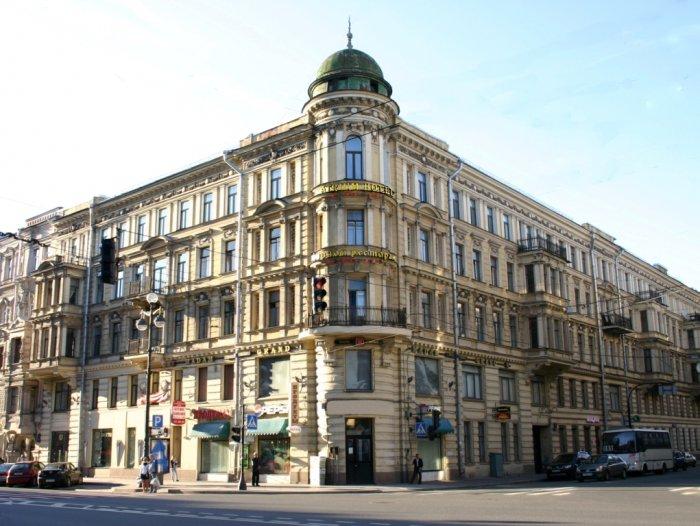 Дешевая гостиница в Петербурге