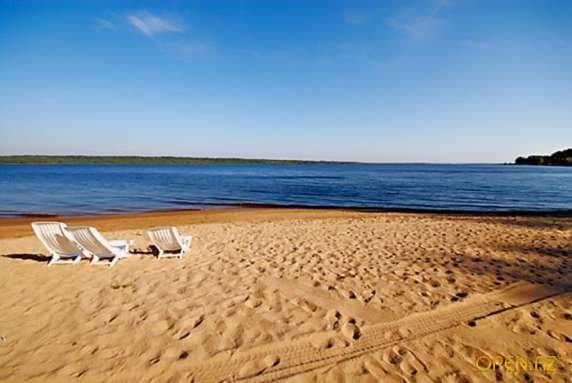 Пляжи России
