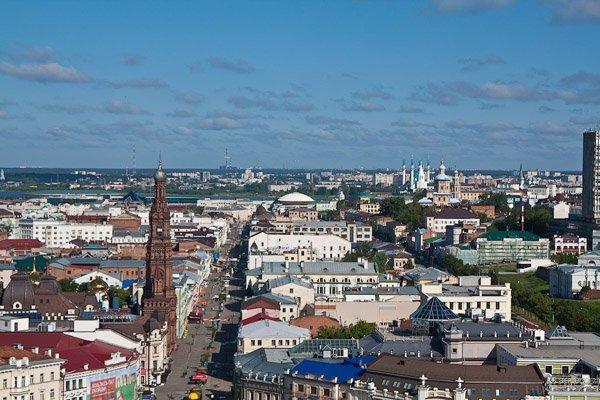 Развитие Туризма в г.Казани. Часть 2