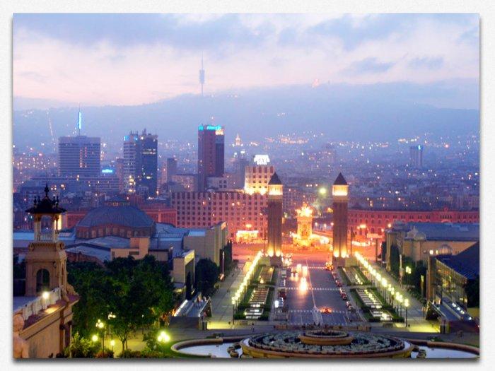 Пять интересных фактов о Барселоне