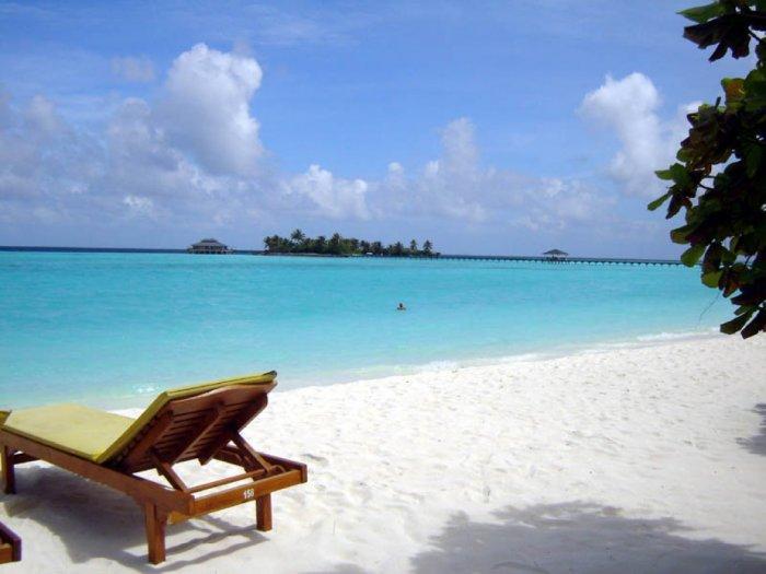 Что ждет туриста на Мальдивах. Часть 1