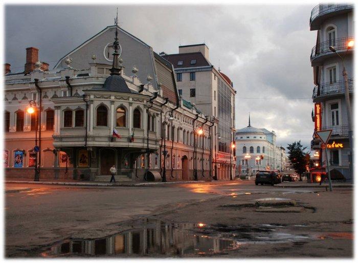Развитие Туризма в г.Казани. Часть 1