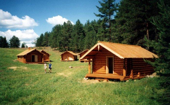 Экологический туризм на территории Ленинградской области