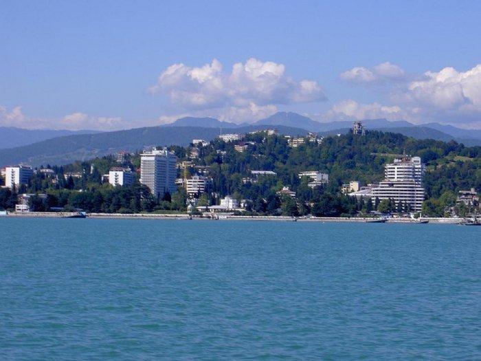 К вопросу о развитии курортно-туристического комплекса г. Сочи. Начало