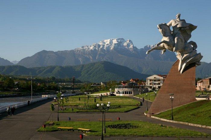0 национальных архитектурных формах в размещении туристов в горах Северной Осетии. Часть 2