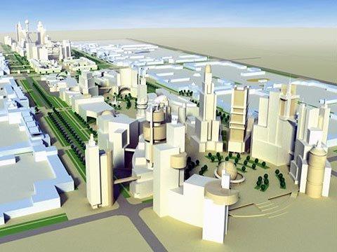 Стратегический проект «Центральная торговая зона». Часть 1