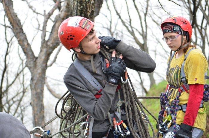Дополнительное образование обучающихся по программе «Юный турист-спасатель» ...