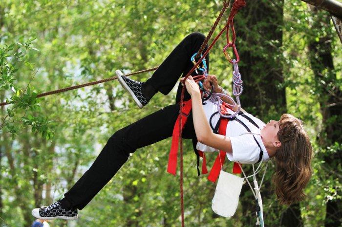 Дополнительное образование обучающихся по программе «Юный турист-спасатель». Часть 2