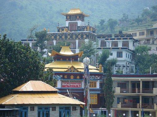 Путешествие в Дхарамсалу. Часть 1