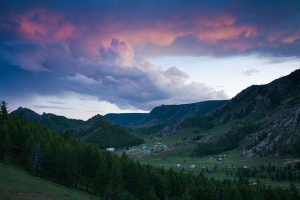 Природные ландшафты как главная достопримечательность национального парка « ...
