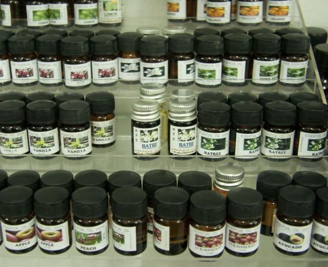 Тайские эфирные масла