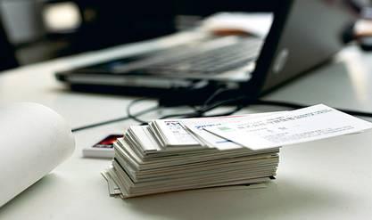 Как повысить эффективность визитки