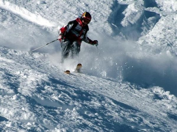 Отдых на горнолыжном курорте в Красной Поляне