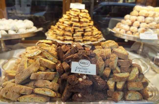 Итальянские печеньки